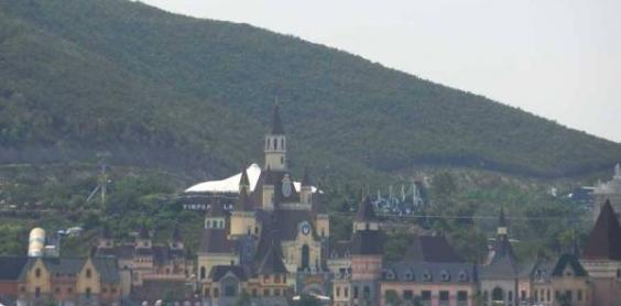 Con Se Tre Tourist Village